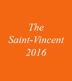 The Saint Vincent 2016