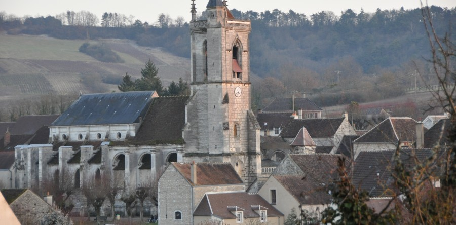 The Village of Irancy