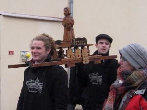 Le saint de Saint-Aubin