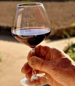 verre saint-Vincent Irancy