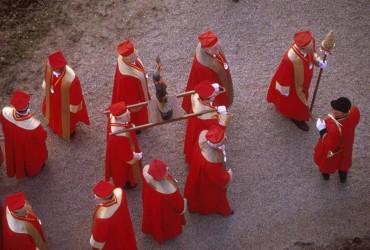 Confréries de Bourgogne: Procession