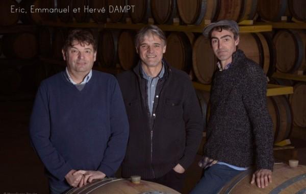 Eric, Emmanuel & Hervé DAMPT