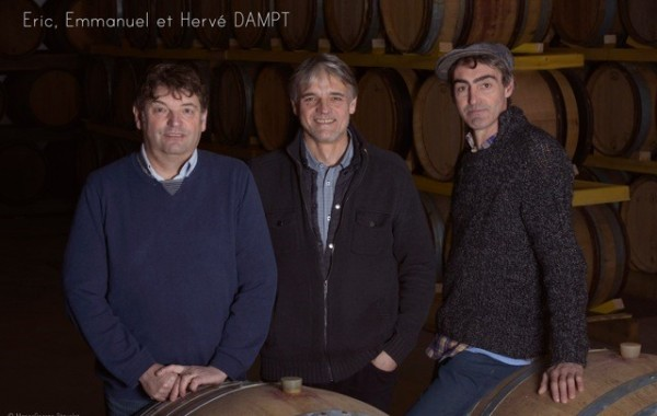 Eric, Emmanuel et Hervé DAMPT