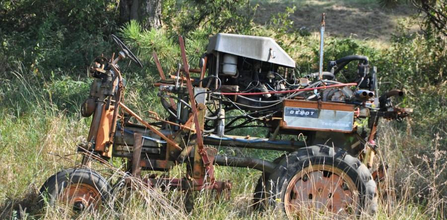 [:fr]Tracteur[:en]Tracteur à l'âge de la retraite[:]