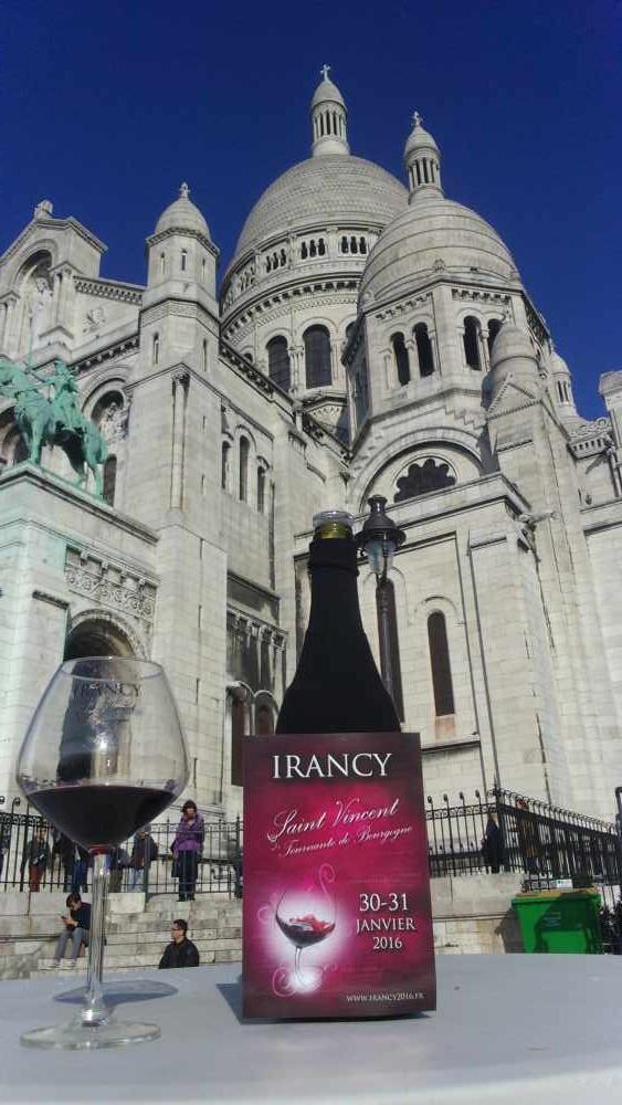 Irancy à Montmartre