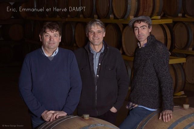 [:fr]Eric, Emmanuel et Hervé DAMPT[:en]Eric, Emmanuel & Hervé DAMPT[:]