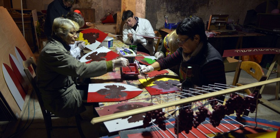 [:fr]Atelier Peinture[:en]The paint shop[:]